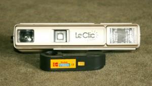 Le Clic 110 Pocket Camera